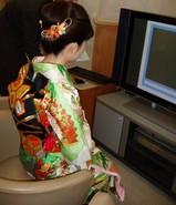 振袖 着物 髪型 和装 Hatsuko Endo(ハツコエンドウ)美容室