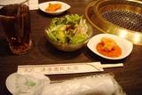 銀座 清香園 ランチ タラチゲ1