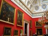 エルミタージュ美術館 絵画たち