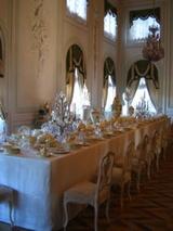 ピョートル大帝夏の宮殿 食堂