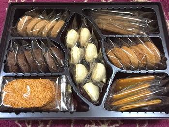 帝国ホテルクッキー