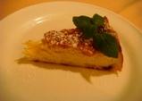 池袋 文流 リコッタチーズと木の実のケーキ