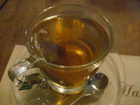 BAR RESTAURANT 96 ハス茶