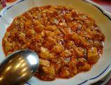 嘉泉の麻婆豆腐