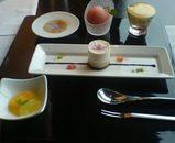 三井ガーデンホテル銀座・レストランSkyのデザート2