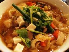 刀削麺園 野菜