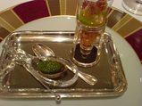 帝37国ホテル 東京 レ・セゾン ランチコース 前菜