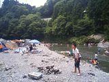 BBQ河原�