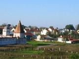 スズダリ町の風景