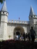トプカプ宮殿送迎門