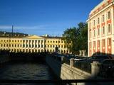 サンクトペテルブルク街並2