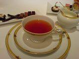 帝国ホテル 東京 レ・セゾン ランチコース 紅茶
