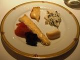 帝国ホテル レセゾン チーズ