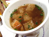 ラヴァンデリ スープ