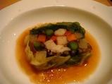 東銀座 和の杜すみか 春野菜のテリーヌ