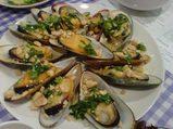 ベトナム料理 蒲田 ミレイ 貝のお料理