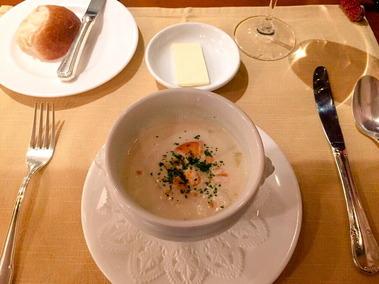 カーブ デ ヴィーニュ スープ