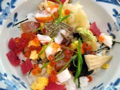 寿司岩ちらし寿司(大)