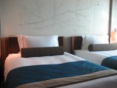 コンラッド ベッドルーム