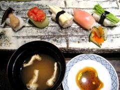 長峰やさい寿司