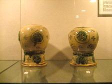 ベトナム美術博物館 陶器