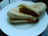 パークハイアットホテル デリカテッセンのサンドイッチ
