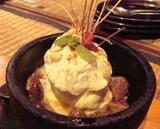 都立大学駅 コジコジ(COSICOSI)イチジクの石鍋デザート