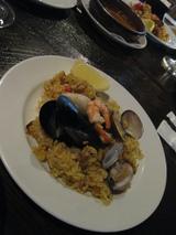 赤坂スペイン料理グランビア6