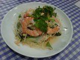 ベトナム料理 蒲田 ミレイ 青パパイヤのサラダ
