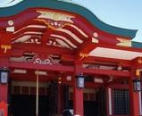 日枝神社 神前式