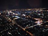 台湾旅行 TAIPEI101 夜景