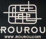 """横浜中華街・代官山""""ROUROU""""ネオアジアンブランドのロゴ"""