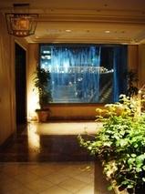 横浜ロイヤルパークホテル 鉄板焼 よこはま 入り口
