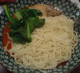 池袋の中国家庭料理の店・陽(ヤン)の汁なし坦々麺
