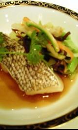 銀座アスター ランチ お魚
