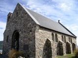 ニュージーランド 善き羊飼いの教会