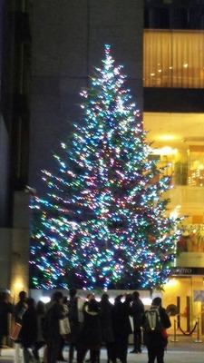銀座 クリスマス