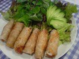 ベトナム料理 蒲田 ミレイ 揚げ春巻き