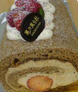 銀座三越・果乃実の杜のロールケーキ2
