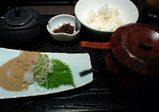 横浜ベイクォーター・ハニーズテラスの真鯛茶漬け