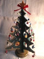 クリスマスツリー自宅