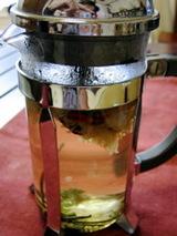 菊花茶ポット