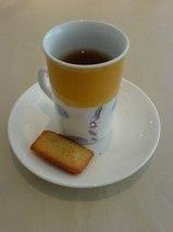 東銀座 le pot au feu(ポトフ) 紅茶