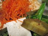 クレヨンハウス豆腐サラダ