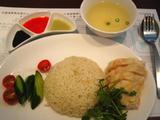 南海鶏飯(チキンライス)
