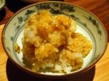 六本木 いち ウニの土鍋ご飯
