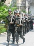 ドルマバフチェ宮殿兵隊