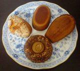 イデミスギノ(HIDEMI SUGINO)の焼き菓子