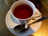 アルマーニ リストランテ 紅茶