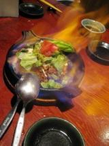 竹富島 炎の鉄板ライス1